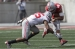 Jones throws 2 TDs, wins challenge at Ohio State spring game