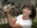 Ohio woman reunited with lost tortoise after two-week search
