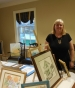 MCBA employee to display artwork in NYC<BR>
