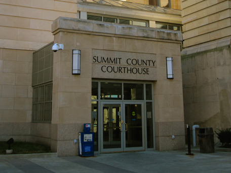 Summit County Ohio Courthouse